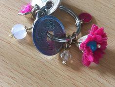 Boho key ring accessories