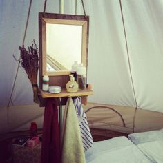 Something for the bell tent ?