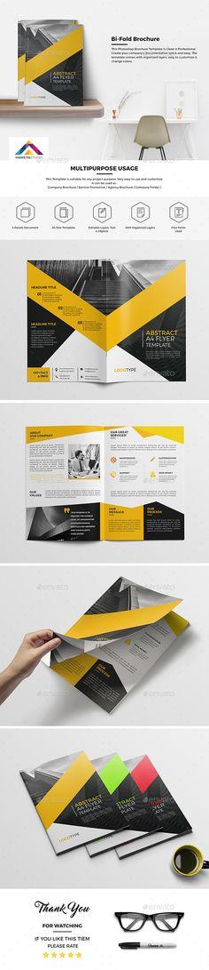 Corporate Brochure Template- Multipurpose Brochure template