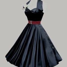 50s dress inspiration cute for a Halloween costume