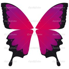 The wings for your butterfly — Stock Vector © Nobilior #2599296