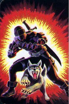 Art by Hector Garrido. Art by Hector Garrido. Gi Joe Characters, Comic Book Characters, Comic Book Heroes, Comic Books, Snake Eyes Gi Joe, Nostalgia, Storm Shadow, Gi Joe Cobra, 90s Cartoons