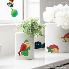 Little Pixie Leprechaun Wall Sticker //Price: $4.37 & FREE Shipping //     #housedecoration