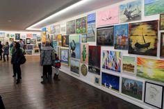Hobbykünstler stellen in Rostock und Umgebung aus | Rostock kerativ 2015 – mit einer Beteiligung von 713 Hobbykünstlern (c) Frank Koebsch (3)