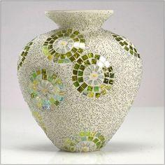 Diyas Floretta Small Mosaic Vase
