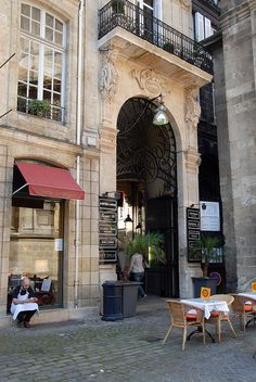 Passage Sarget, Bordeaux, France