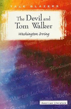 The Devil/ Tom Walker (Tale Blazers) by Washington Irving http://www.amazon.com/dp/0895986655/ref=cm_sw_r_pi_dp_hnpavb0WHG72Z