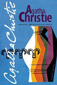 Agatha Christie: Murha Mesopotamiassa (Kovakantinen)