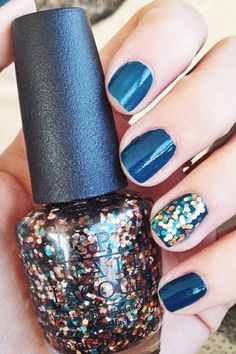OPI The Living Daylights - Carly Christman