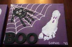 Cute Halloween activity for the kids!