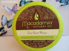 Hodnotenia kozmetiky: Macadamia *maska na vlasy* Deep Repair Masque