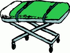 Free Medical Clip Art | art medical stretcher gif to save the clip art right click on image ...