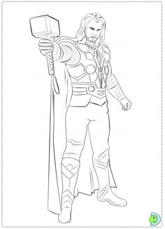 Coloring Pages Avengers Hawkeye PagesColor