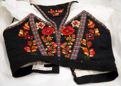 West-Telemark, Norway Folk Costume, Costumes, Oslo, Norway, Folk Art, Celtic, Scandinavian, Vest, Embroidery