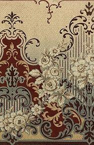 Wall Frieze Textile Prints, Textile Design, Charcoal Wallpaper, Art Chinois, Art Japonais, Curtain Patterns, Decoupage Vintage, Fabric Rug, Border Design