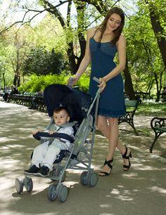 carucior-sport-buggy-dark-blue Baby Strollers, Dark Blue, Summer Dresses, Children, Sports, Fashion, Bebe, Baby Prams, Young Children