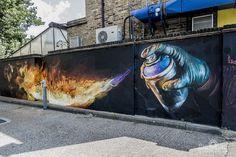 Street Art Twórca: Irony