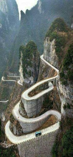 6 Roads You Would Never Want To Drive On