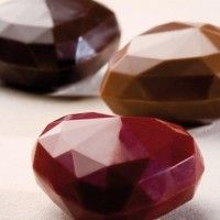 Chocolade Diamanten   Goossens