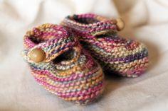 Baby Janes pattern