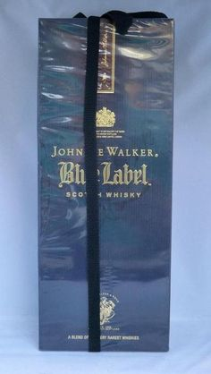 Currently at the Catawiki auctions: Johnnie Walker Blue Label 1 fles 0,7l, Blended Scotch