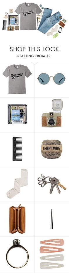 """This is where real life begins."" by queen-of-music ❤ liked on Polyvore featuring American Eagle Outfitters, Ray-Ban, Lomography, Sephora Collection, Intimately Free People, Nine West and Forever 21"