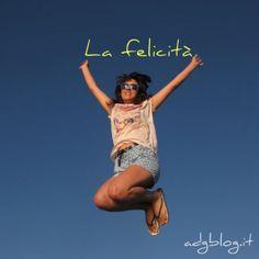 La felicità: attività di italiano per stranieri