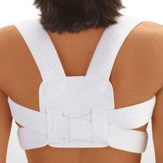 Bort StabiloFix Shoulder Posture Correction Upper Back Brace for correcting the posture of the thoracic spine Posture Support Brace, Back Brace For Posture, Best Back Brace, Upper Back Brace, Upper Back Support, Shoulder Posture, Shoulder Brace, Better Posture, Bad Posture