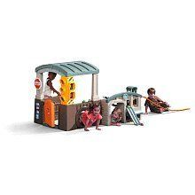 $198.00 Little Tikes Race 'n Re-Fuel Pit Stop Playhouse by Little Tikes, http://www.amazon.com/dp/B004RSGBHC/ref=cm_sw_r_pi_dp_1RXPqb0K263CY
