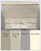 Colorways Using More Than One Color Of Annie Sloan Chalk