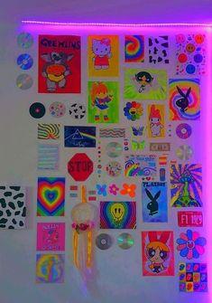Indie Bedroom, Indie Room Decor, Cute Bedroom Decor, Room Design Bedroom, Aesthetic Room Decor, Room Ideas Bedroom, Hipster Bedrooms, Chambre Indie, Chill Room