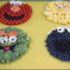 Elmo party! So cute!