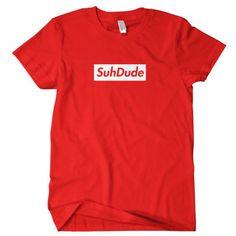 suhpreme-red