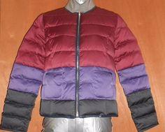 Women's Jacket coat Zip-up XS reversible short pockets Outerwear puffer Ochirly #Ochirly #Puffer #Outdoor