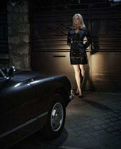 Eniko Mihalik by Vincent Peters for Vogue Spain September 2012 Photo