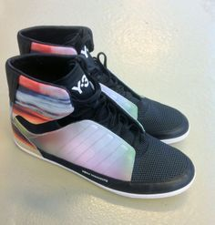 Y-3 Meaningless Excitement from Peter Saville | Design Catwalk | Morethanlove