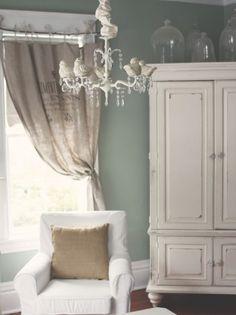 Silver Gray Bedroom Color