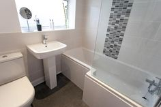 Victoria from Reading #VPShareYourStyle this shower bath looks great alongside the white wall tiles basin and toilet.