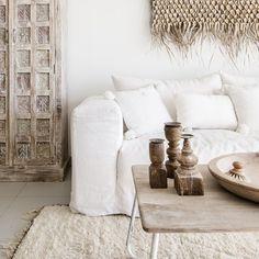 Interior Design Boards, Interior Design Services, Custom Made Furniture, Furniture Making, Linen Sofa, Scandinavian Style, Ibiza, Decorating Your Home, Relax