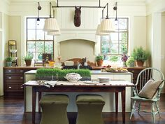 ikea kitchen in southern living