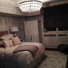 Downtown Master Bedroom