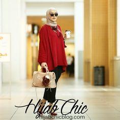 hijab elegante | ... de Hijab Chic pour les Femmes Voilées Élégantes | astuces hijab