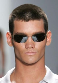 Guys: Simplify Your Look with a Buzz Cut: Buzz Cuts Can Be Edgy