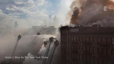 Photographs from the fire in the East Village: http://nyti.ms/1yfaV7X