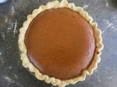 Brown Butter Pumpkin Pie Adapted from The Four and Twenty Blackbirds Pie Book by Emily and Melissa Elsen