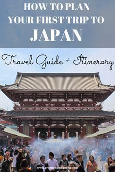 Japan is a country I have wanted to visit ever since…well since forever. Planning this trip was one of the most hastily organized excursions that I've had the pleasure of putting together, but it turned out to be a fantastic experience. For this exact rea