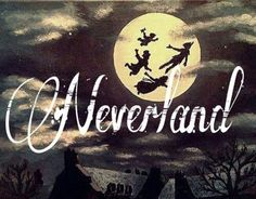 Somewhere is Neverland