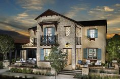 Standard Pacific's Torrey at Beacon Park, Plan 1. Torrey at Beacon Park is a limited collection of 63 luxury homes. Floor plans feature 3,314 to 3,836 square feet, up to 5 bedrooms plus bonus room and 4.5 baths.