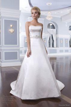 lillian west 2014 bridal