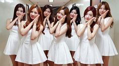@gu9udan: The ending pose from Gugudan's Diary that everyone requested~♡ Please enjoy the Diary stage a lot, too~ Trans. cr: fyeah-gugudan